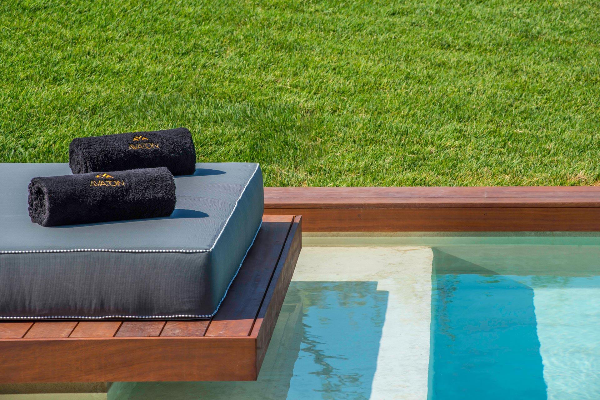 Prestige Suite mit Meerblick und privatem Pool