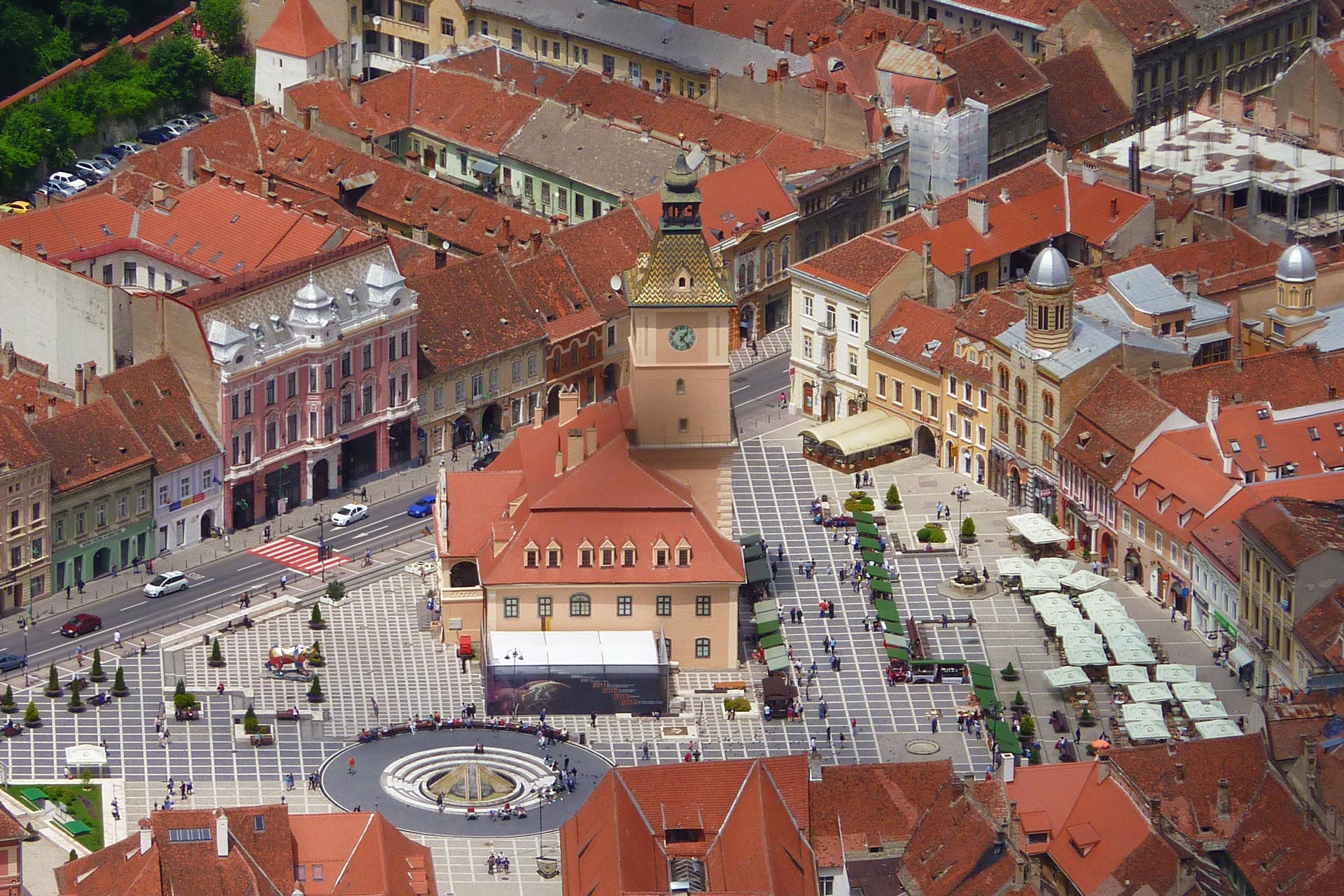 Brasov - Rumänien