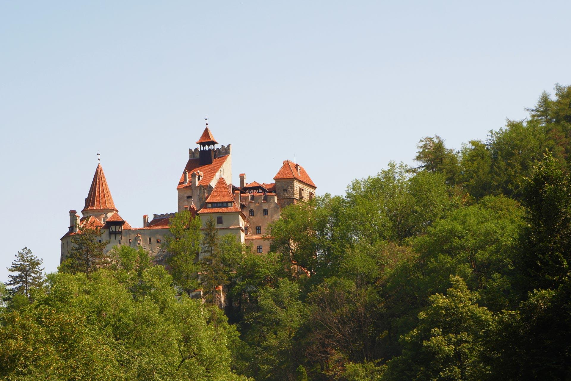 Schloss Bran - Rumänien