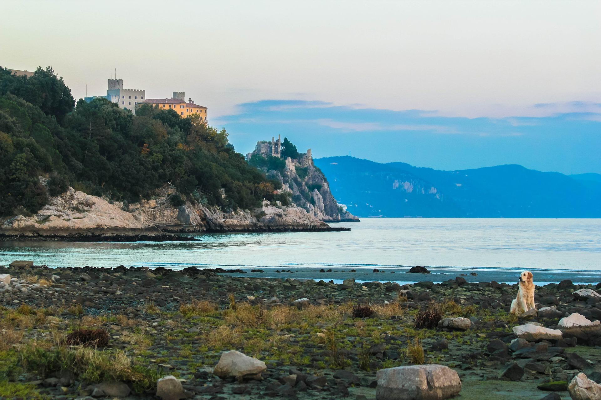 Duino in Italien