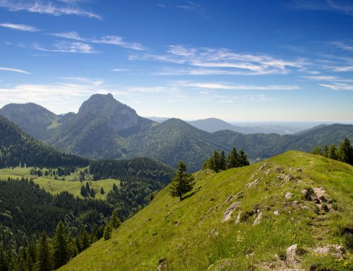 Chiemgau – ein Wanderparadies