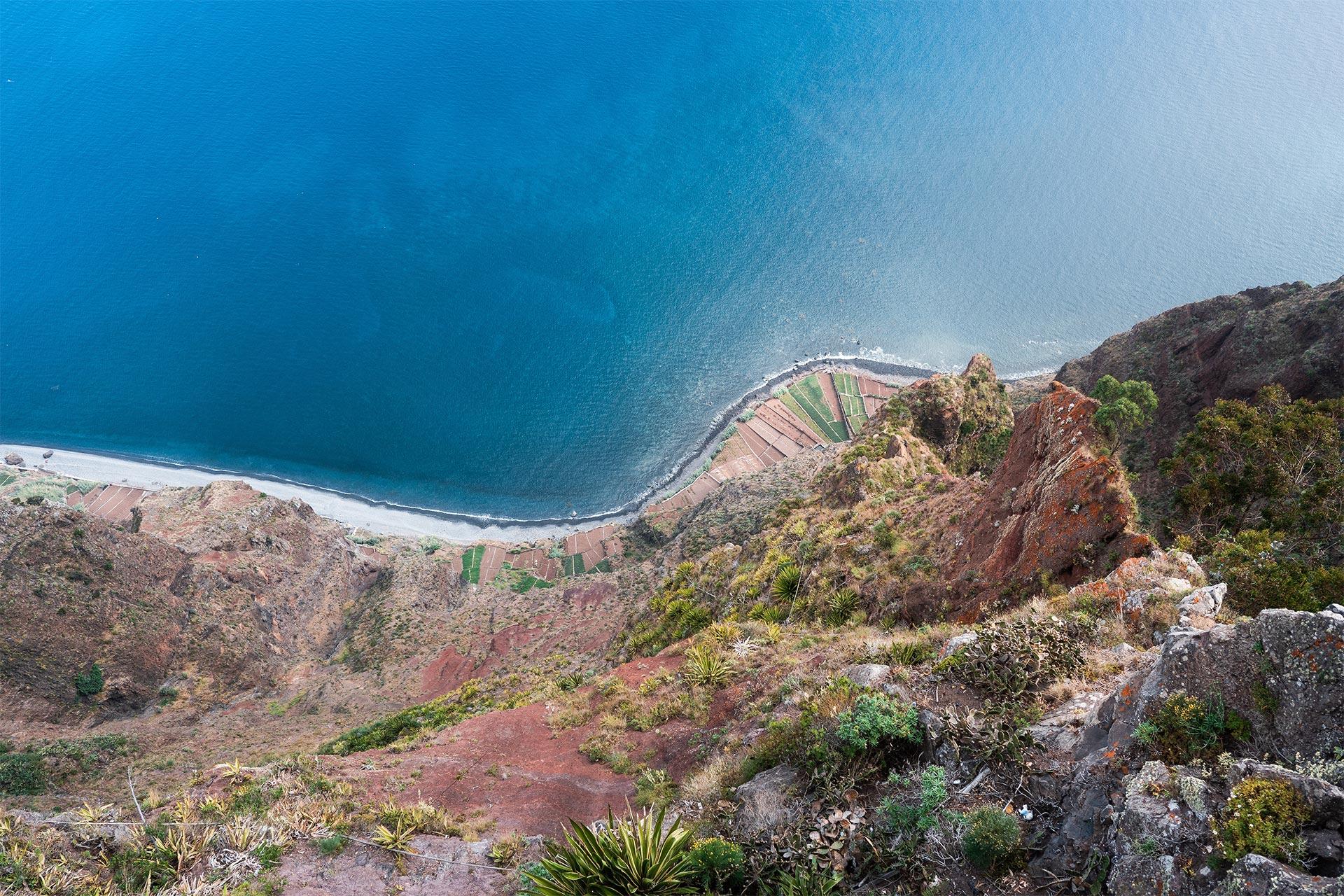 Klippen von Madeira