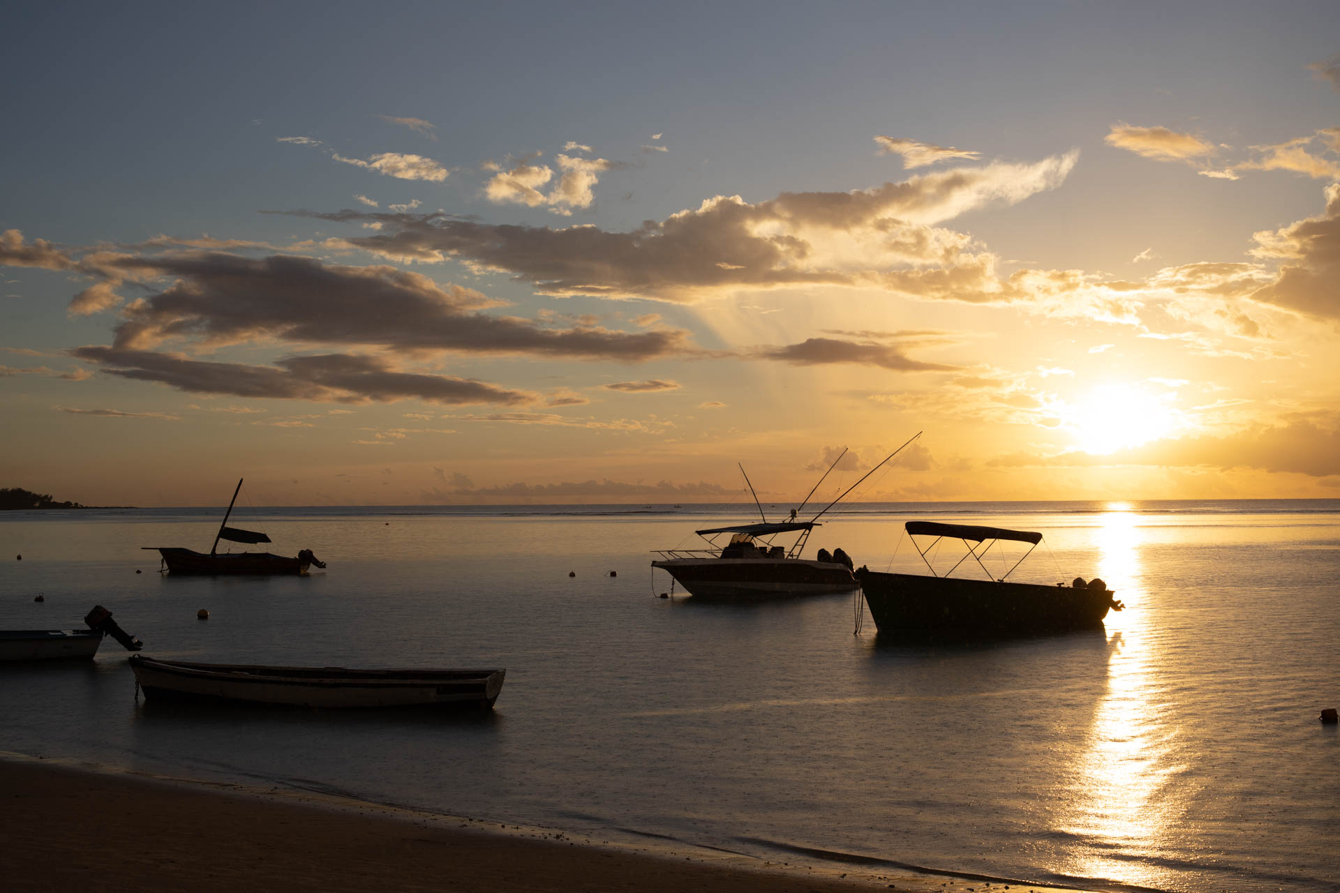 Strand Grande Baie, Mauritius