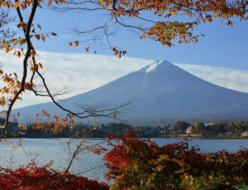 Japan Teil 2 – Meine Reise zum Mount Fuji