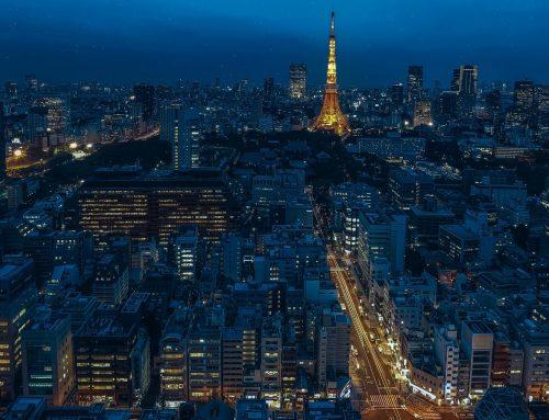 Traumziel Japan Teil 1 – Abgefahrene Momente in Tokio