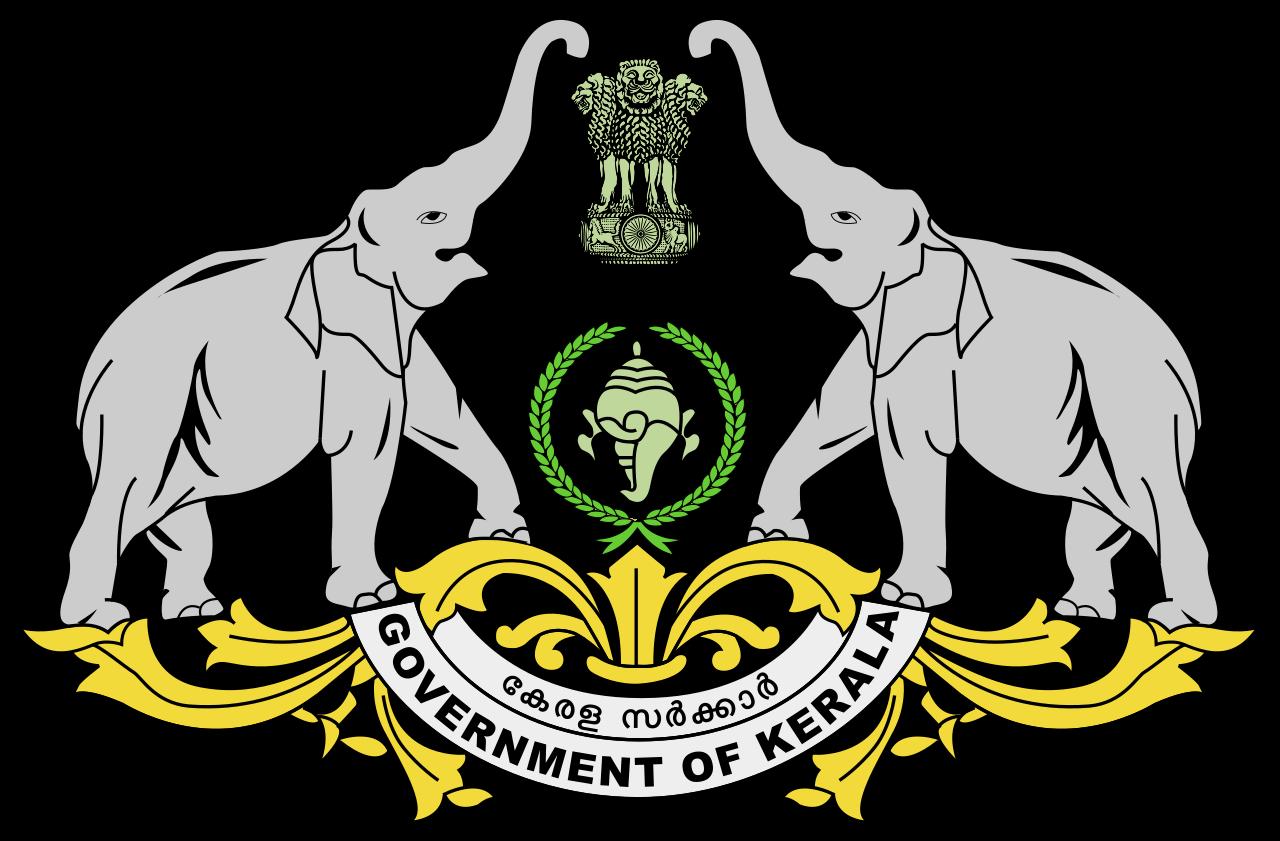 Wappen von Kerala