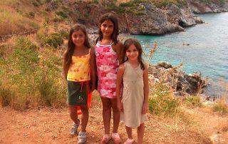 Kinder, Sizilien, Chiara D'Amico