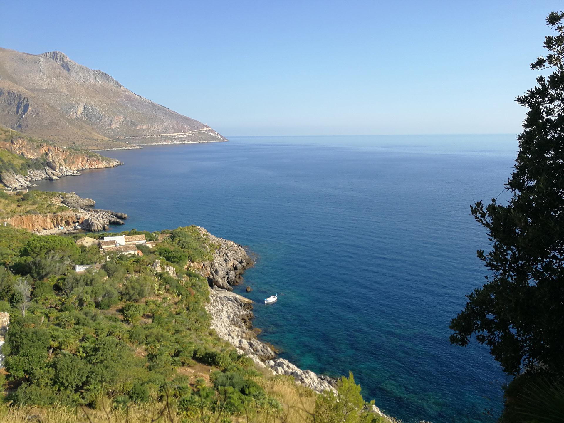 Sizilien, Riserva Naturale Dello Zingaro
