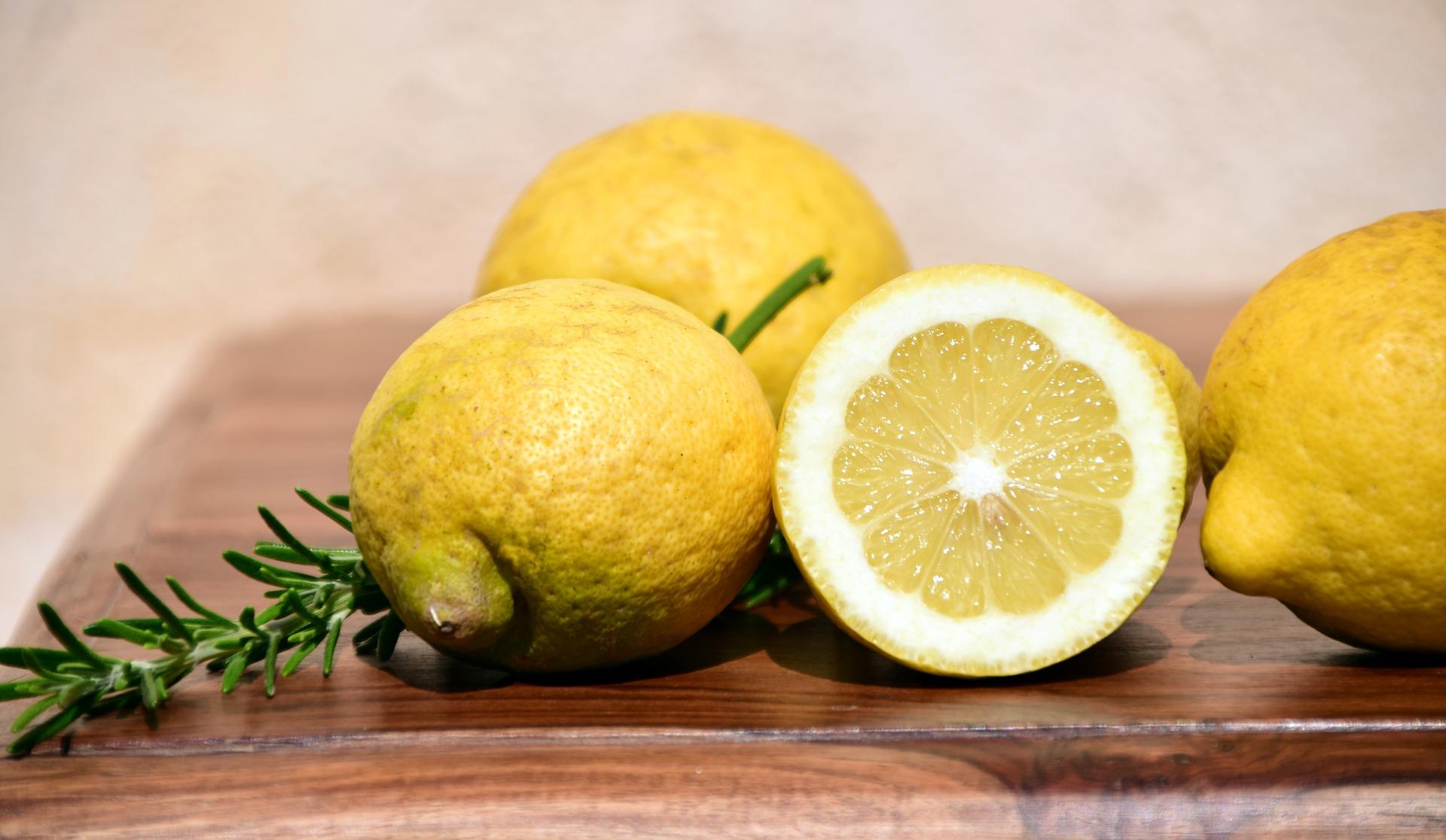 Zitronen, Sizilien