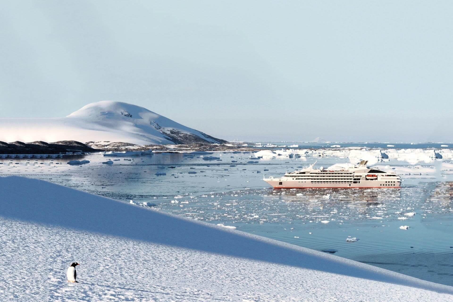 LE SOLEAL Antarktis