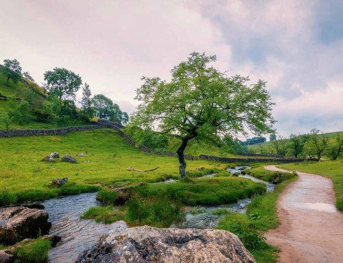 Wandern in Yorkshire Dales, Nordengland
