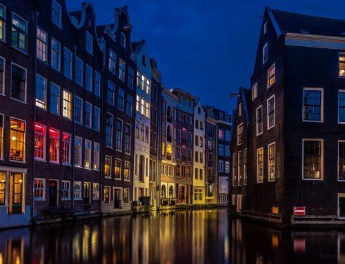 Amsterdam, Texel, das Wattenmeer und eine spontane Auszeit in Holland