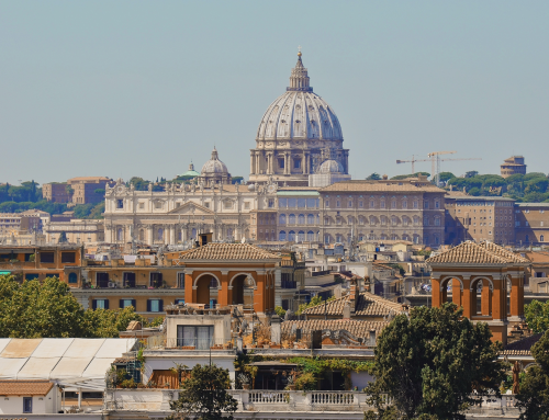 Rom mit den Augen eines Kunsthistorikers Teil 2: Das frühe Christentum