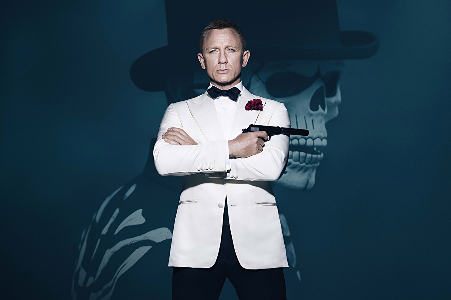 Daniel Craig als James Bond