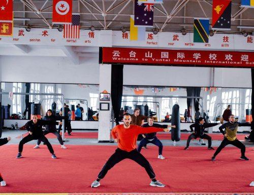 Was ich bei den Shaolin in Henan, China gelernt habe