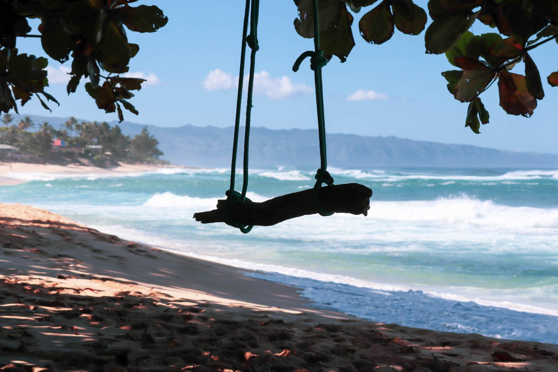 Kauai, Hawaii - Beach